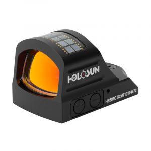 Holosun HS507C X2 Red