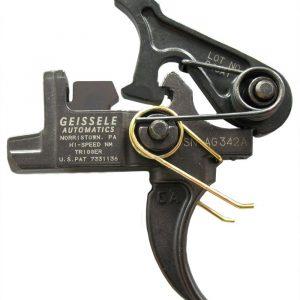 Geissele Hi-Speed National Match Large Pin – Trigger Set
