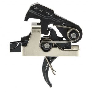 Geissele Super MCX SSA – M4 Curved Trigger