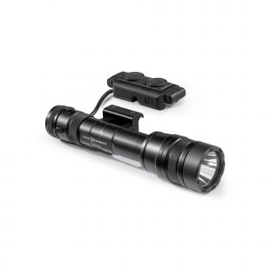Cloud Defensive Rein Weapon Light Complete Kit w Switch Black