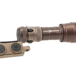 Cloud Defensive Rein Micro Weapon Light Complete Kit w/ Switch FDE